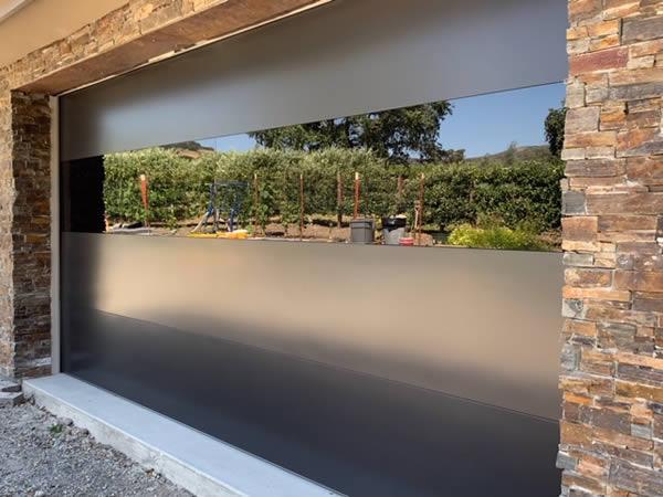 Johnson Custom Garage Door Installation Napa May 2020